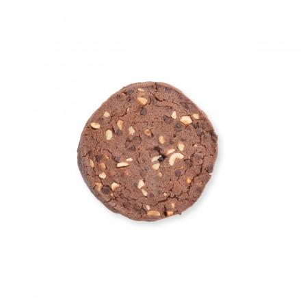 Schoko Nuss Cookie