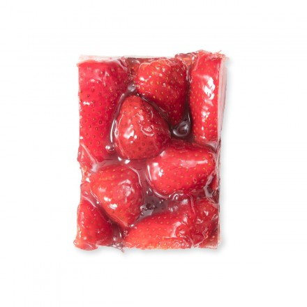 Erdbeerschnitte