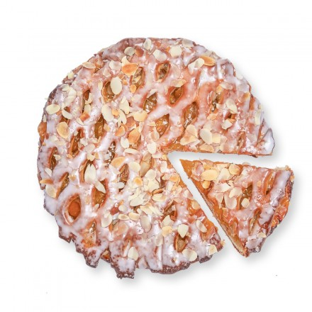 Aprikosenfladen