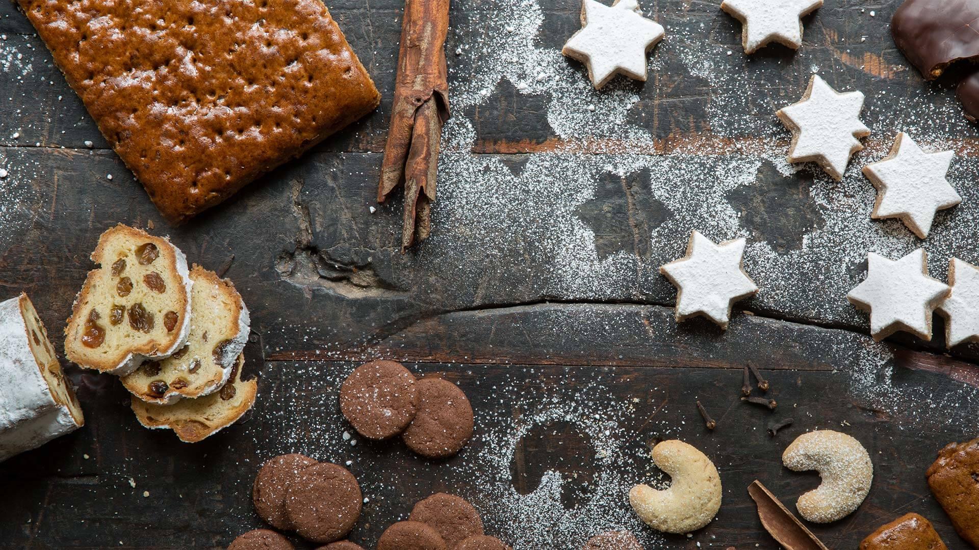 Traditionelles Weihnachtsgebäck.Die Geschichte Des Weihnachtsgebäck Bäckerei Schmitz Nittenwilm