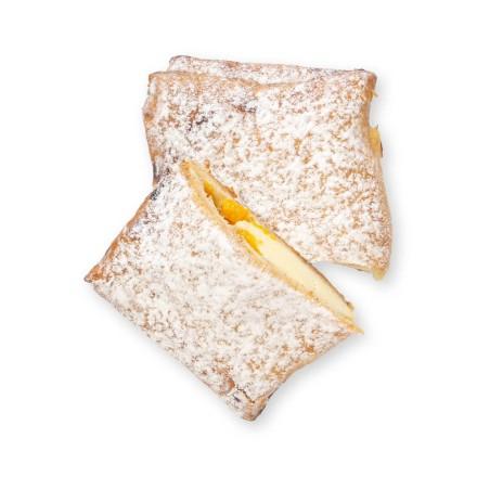 Mandarinen-Quark-Tasche